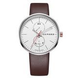 Наручные часы GEPARD 1261B1L1-11 кварцевые