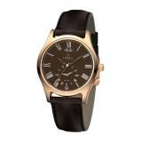 Золотые часы Gentleman  1023.0.1.61