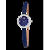 Серебряные часы ЛЕДЕНЦЫ 0396.2.9.81