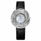 Часы на кожаном ремне 1143B6L1-01