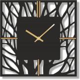"""Настенные часы """"Дерево 2"""" диаметр 470 мм"""
