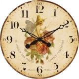 "Настенные часы ""Ампир"" диаметр 320 мм"