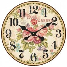 """Настенные часы """"195.1"""" диаметр 195 мм"""