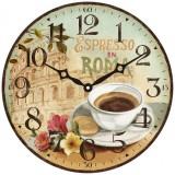 """Настенные часы """"195.4"""" диаметр 195 мм"""