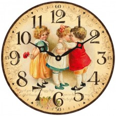 """Настенные часы """"195.5"""" диаметр 195 мм"""