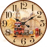 """Настенные часы """"320-3"""" диаметр 320 мм"""