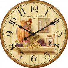 "Настенные часы ""Фландрия"" диаметр 320 мм"