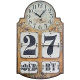 "Настенные часы ""Календарь 3"""