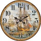 """Настенные часы """"Каравелла"""" диаметр 470 мм"""