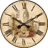 "Настенные часы ""Лондон"" диаметр 320 мм"