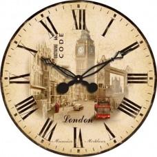 "Настенные часы ""Лондон"" диаметр 470 мм"