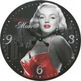 """Настенные часы """"Монро 2"""" диаметр 470 мм"""