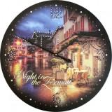 "Настенные часы ""Ночь"" диаметр 470 мм"