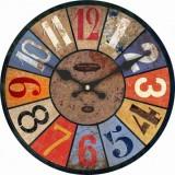 """Настенные часы """"Оффорт"""" диаметр 470 мм"""