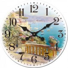 """Настенные часы """"Портофино"""" диаметр 470 мм"""