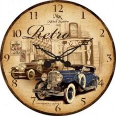"Настенные часы ""Ретро"" диаметр 470 мм"