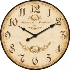 "Настенные часы ""Рождество"" диаметр 470 мм"