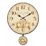"""Настенные часы """"Сан-Жермен""""  диаметр 320 мм"""