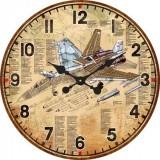 """Настенные часы """"СУ 30"""" диаметр 320 мм"""