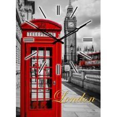 """Настенные часы """"Телефон"""""""