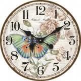 """Настенные часы """"Весна"""" диаметр 320 мм"""