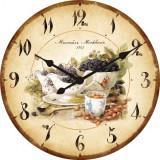 "Настенные часы ""Жардин"" диаметр 320 мм"
