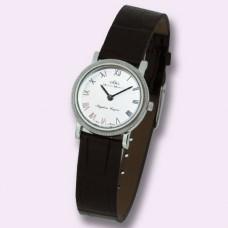 Часы на кожаном ремне 1064S0L1