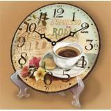 Настенные часы на подставке