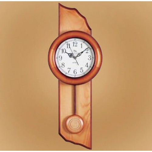 Часы с маятником как сделать
