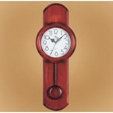 """Настенные часы с маятником """"Штурвал"""""""