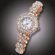 Ювелирные часы 6201B-RSG-5