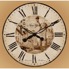 """Настенные часы """"Нью-Йорк"""""""