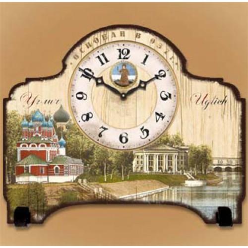 Часы из золота и серебра - Время по Угличу