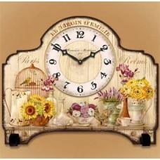 Настольные часы  Прованс