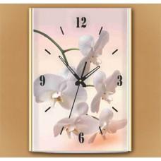 Настенные часы Орхидея 1
