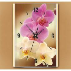 Настенные часы Орхидея 2