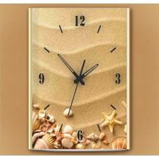 Настенные часы Песок